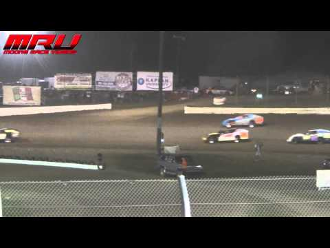 IMCA Modified Feature at Eagle Raceway on July 5th
