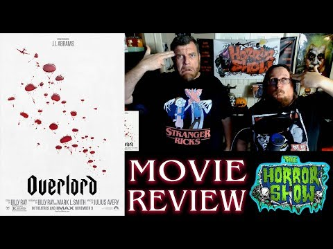 """Overlord"" 2018 WWII Horror Movie Review – The Horror Show"