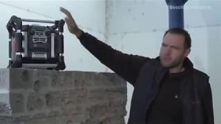Radios de chantier GML 20 & GML 50 de Bosch Professional