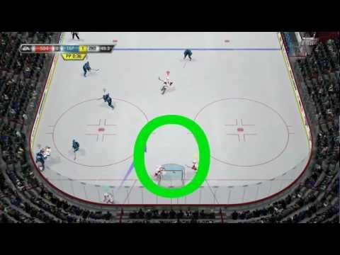 NHL 11: EASHL/OTP Tips & Tactics: Defensive Defenceman