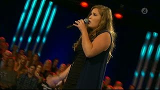 Molly Pettersson Hammar - A woman's worth - Idol Sverige (TV4)