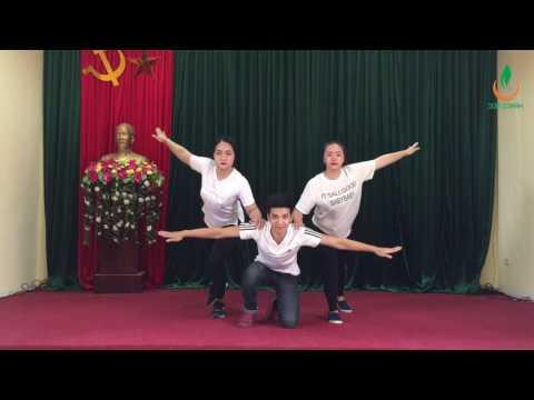 Liên hoan Dân vũ Quốc tế TP Hà Nội 2016: Dân vũ Dậy mà đi - HanoiADC