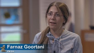 2018 International Project Management Day (Toronto) - Feedback from Farnaz Goortani