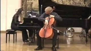 "Jacob Shaw - ""Hungarian Rhapsody"" op.68 by David Popper"