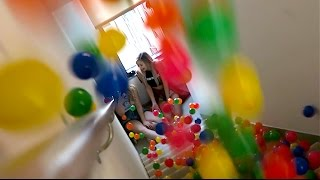 BALL PIT AVALANCHE + CAMERA GIVEAWAY!