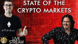 State of the Crypto Markets   - Nugget's News & Crypto Lark Community Chat
