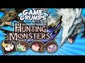 GAME GRUMPS present: HUNTING MONSTERS EP.1 TETSUCABRA