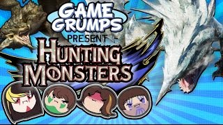 GAME GRUMPS present: HUNTING MONSTERS EP.3 - ZAMTRIOS
