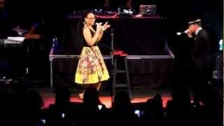 Elle Varner - So Fly (LIVE)