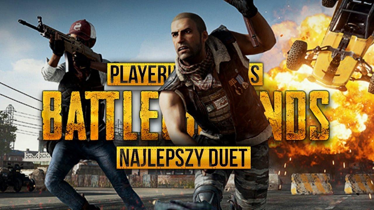 Playerunknown's Battlegrounds (PL) #17 – Najlepszy duet (Gameplay PL / Zagrajmy w)