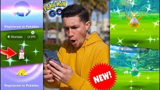 NEW SHINY + NEW SHINY LEGENDARY EVENT… Pokémon GO FINALLY DID IT!