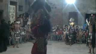 Mahakali dance