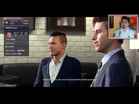 TRANSFERÊNCIAS!! CONTRATAÇÃO !! | FIFA 18 - MODO CARREIRA #02
