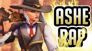 "ASHE RAP SONG | ""Burn"" 