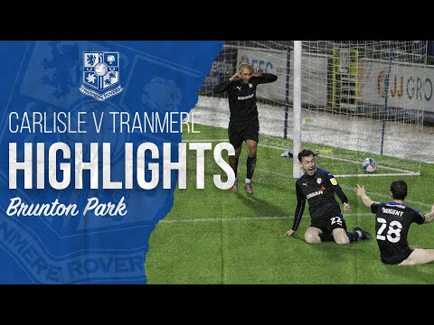 Carlisle Tranmere Goals And Highlights