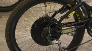 Телеканал ВІТА новини 2016-07-07 Далекобійник з Вінниці майструє унікальні електровелосипеди(, 2016-07-07T16:27:03.000Z)