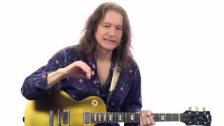 Robben Ford Guitar Lesson - Jazz Blues Chords - Blues Revolution