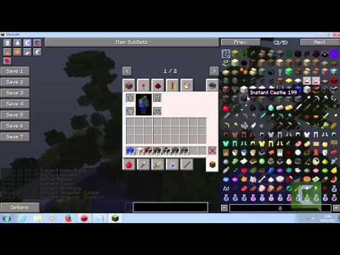 Mod Pack para Minecraft 1.5.2 Com 30 Mods!!