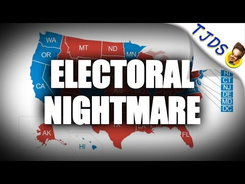 Hillary Won The Vote But Not The Election -- Why?