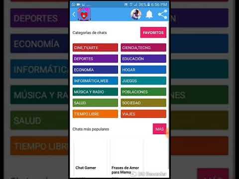 Chat19 Nuevo Chat Para Ligar Chatear Citas Y Conocer Nueva Gente Youtube