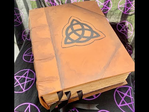 Lets Make A Book Of Shadows