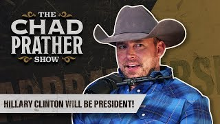 Hillary Clinton Will Be President! | Ep 63