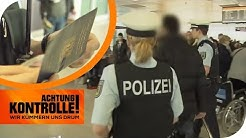 Gefälschter Pass! Polizei nimmt Mann am Flughafen fest! | Achtung Kontrolle | kabel eins
