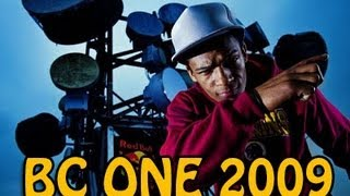Bc One 2009 - Completo / Full - Breakandstyle