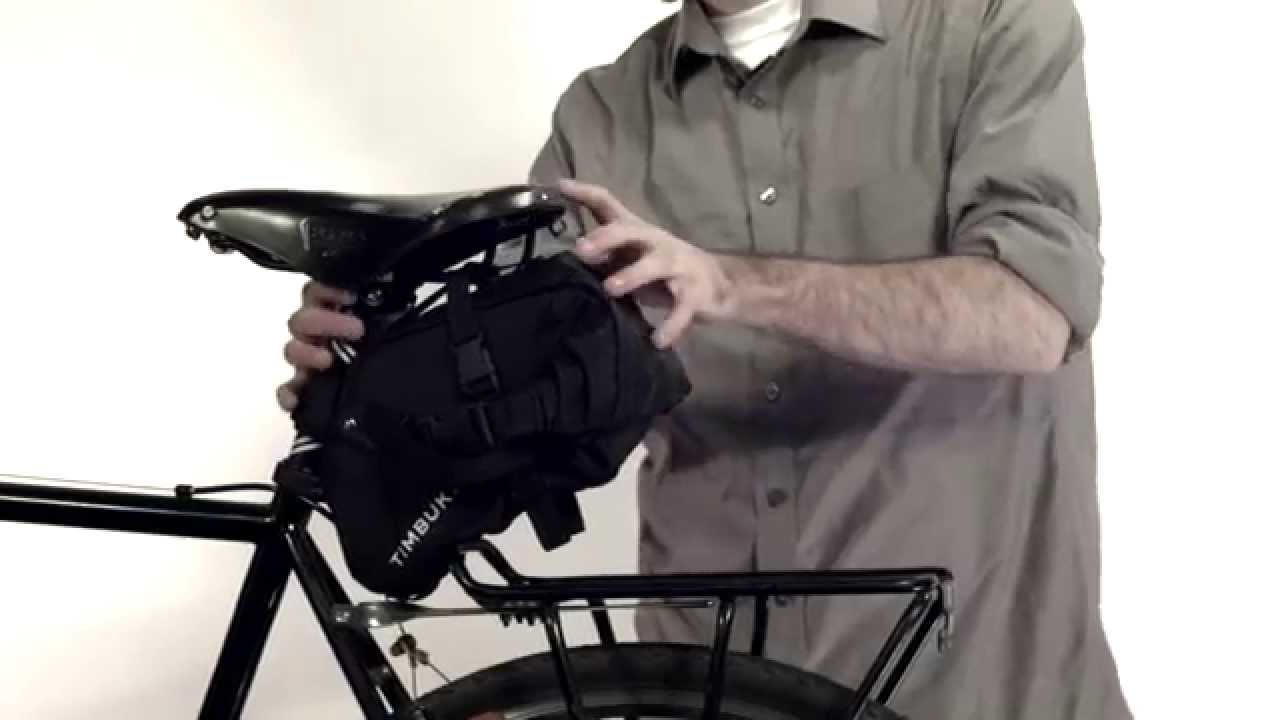 Timbuk2 Sonoma Bicycle Seat Pack Youtube
