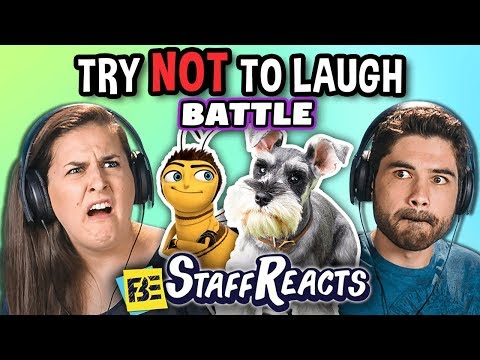 Try To Watch This Without Laughing or Grinning Battle #10 (ft. FBE Staff)