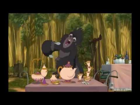 Caos All'Accampamento - Tarzan