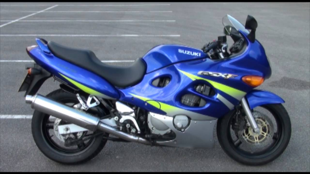 Suzuki Gsx  F Custom