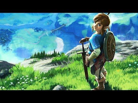 Нарезка стрима - The Legend of Zelda: Breath of the Wild