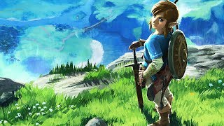 Мэддисон играет в The Legend of Zelda: Breath of the Wild