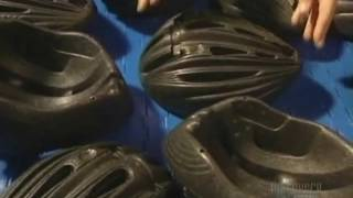 How It's Made - Bicycle Helmets