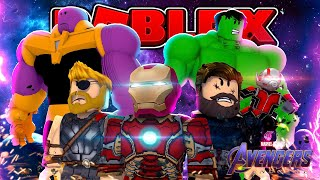 ROBLOX - AVENGERS :END GAME!!!