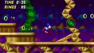 Sonic 2 Hidden Palace Zone 1