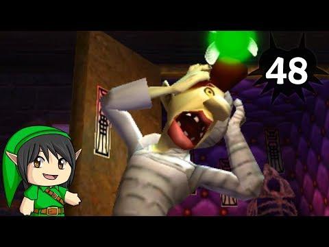 "The Legend of Zelda: Majora's Mask 3D - Part 48: ""Mummy me"""