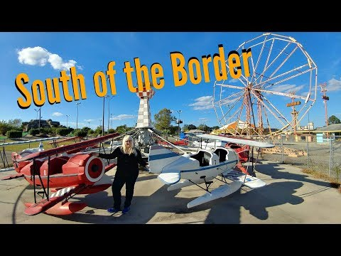 Abandoned South of the Border Pedroland!