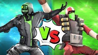 Fortnite vs TF2 - ¿Quién lo Baila Mejor?