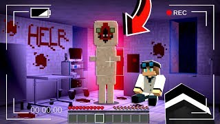 How To Find The Secret Scp Containment Facility In Minecraft Hidden Minecraft Base