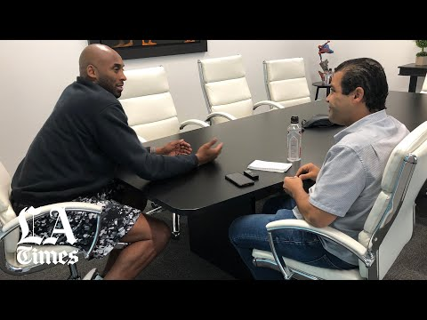 Kobe Bryant's final interview with L.A. Times columnist Arash Markazi