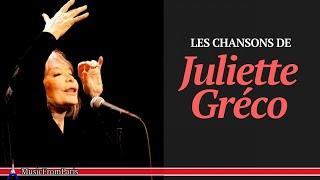 Les Chansons de Juliette Gréco