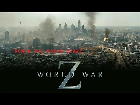 Ronin audio books: World War Z part 1