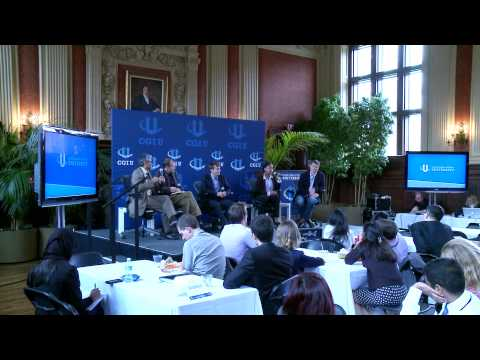 Solving the Global Sanitation Crisis Discussion Panel - CGI