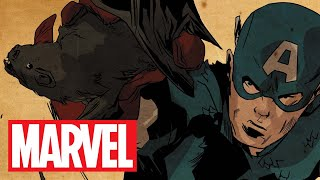DRACULA vs. CAPTAIN AMERICA?! | Marvel's Pull List