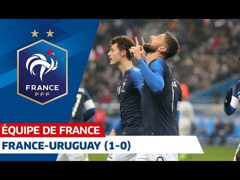 France-Uruguay (1-0), le résumé, Équipe de France I FFF 2018