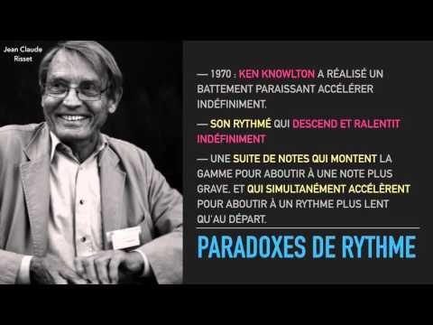 Les paradoxes de rythme