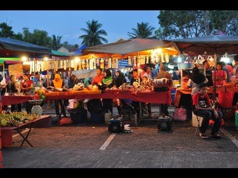 Malay-oriented Pasar Malam