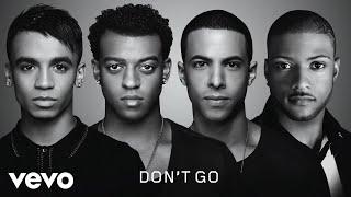 JLS - Don't Go (Official Audio)